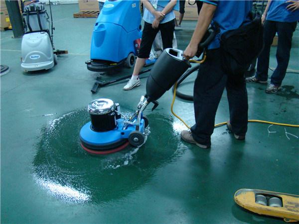 Commercial Floor Cleaner Stone Polisher
