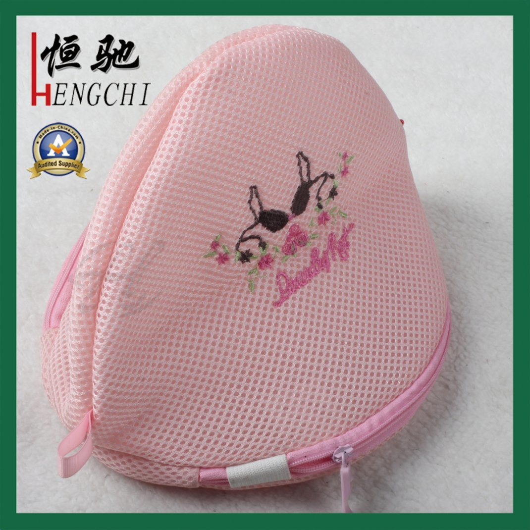 Popular One Set Mesh Laundry Washing Bags with Zipper