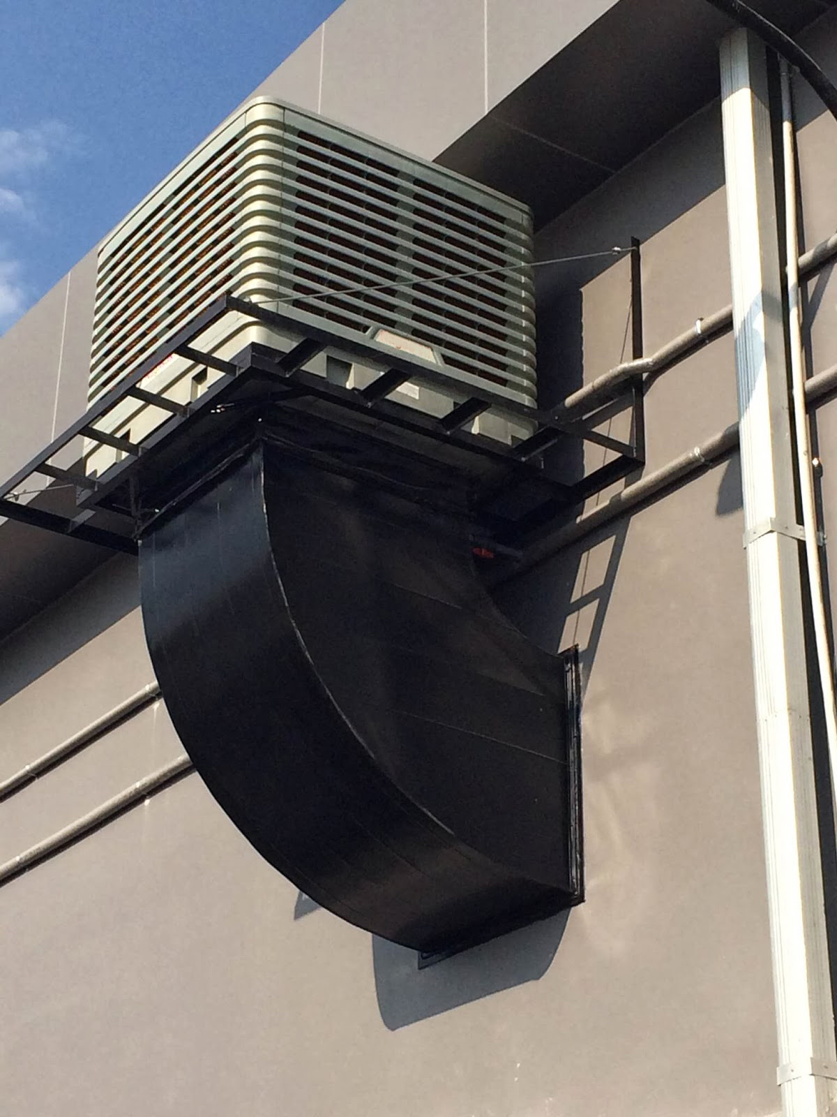 OFS-300 Air Cooler/ Evaporative fans/ Evap fan