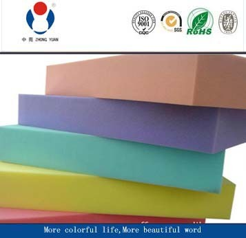 Colorant Pigment Paste for Polyether Foam Production