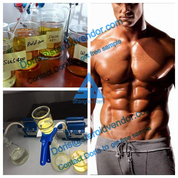 Finished Injectable Steroids Liquid Nandrolone Decanoate Deca Durabolion for Bobybulding