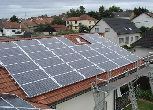 1000W Low Price Solar Power System Generation for Home System.