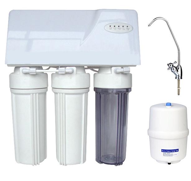 The Household RO Water system RO Water Purifier 50-100gpd (KK-50G-C)
