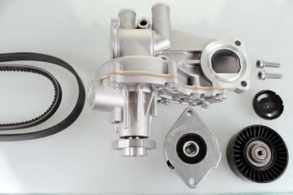 Brand New Seat VW Power Steering Water Pump