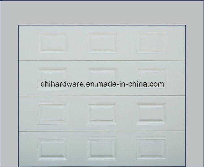 Sectional Sliding Security Roller up Garage Door/Residential Garage Door