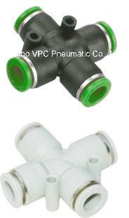 Pneumatic Push in Fitting Put08