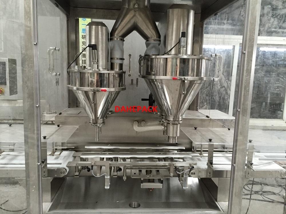 Automatic Super High Speed Drummed Milk Powder Filling Machine