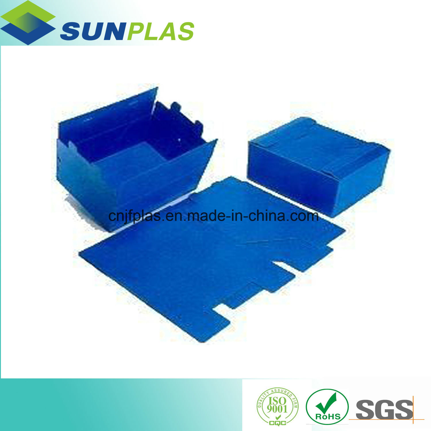 PP Coroplast Sheet / PP Hollow Sheet/ PP Corrugated Sheet for Package and Printing
