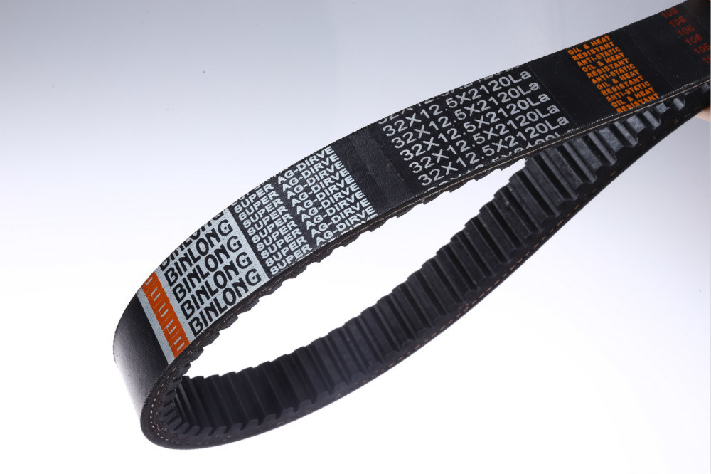 Rubber Coating Variable Speed Belts with Excellent Resilience and Stretch