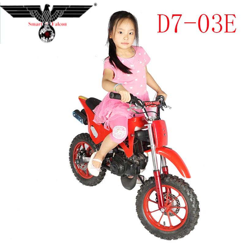 D7-03e 49cc Kids Gas Powered Mini Pocket Motorcycle