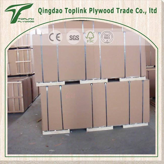 Film Faced Plywood/ Construction Plywood / Shuttering Plywood with Poplar Core