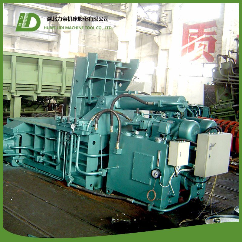 Y81f-250 Hydraulic Baler for Scrap Metal Recycling