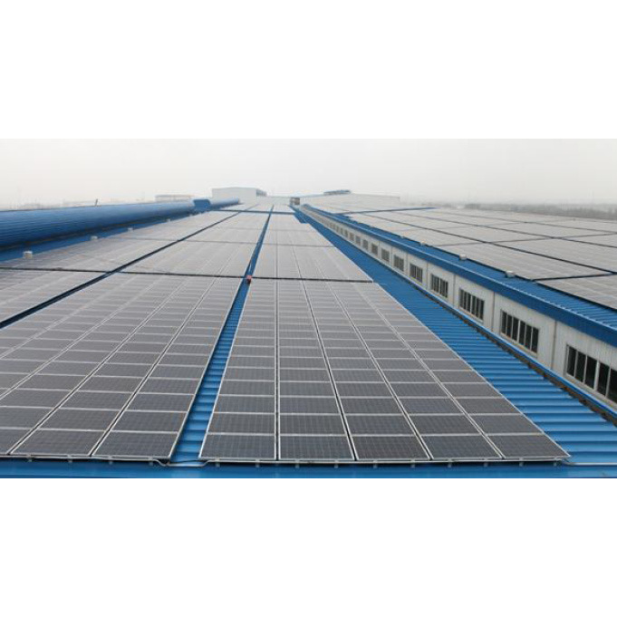 Power Generator Namely Solar Home System Made by Haochang in China