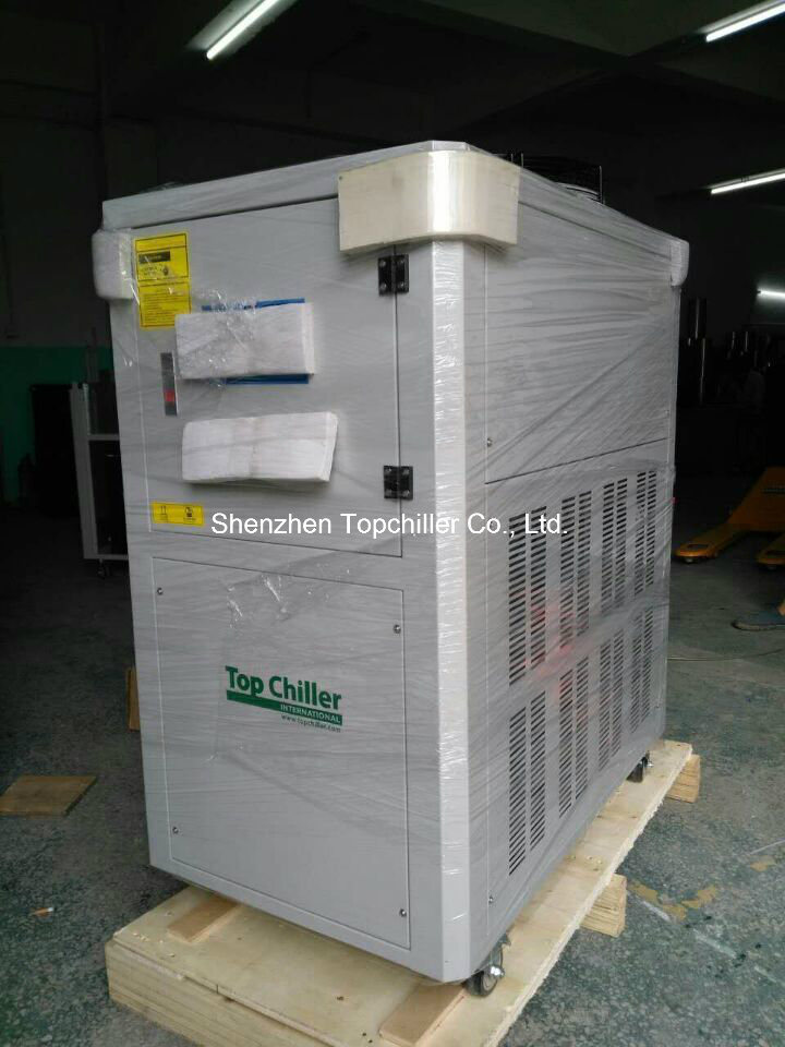 22-28kw Glycol R404A Air Cooled Water Chiller for PVC Foaming