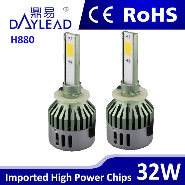 2016 Product 3200lm 32W LED Headlight for Car Head H880