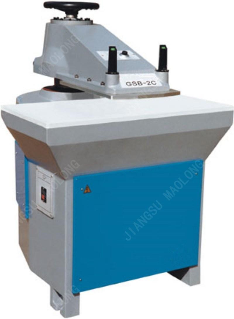 Maolong Hydraulic Swing Arm Leather Cutting Machine