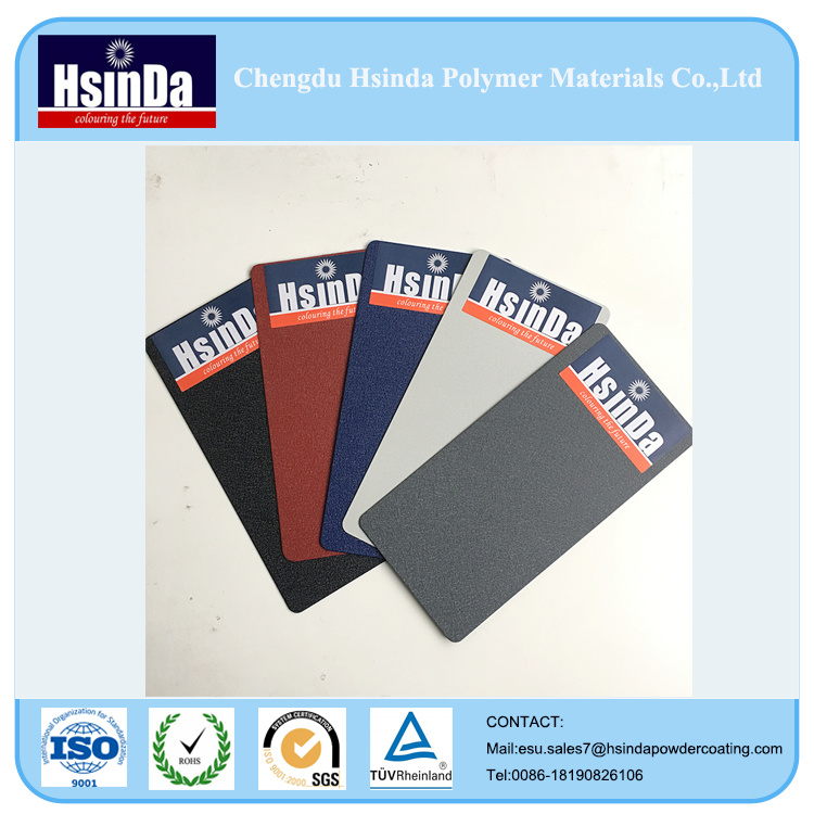 Epoxy Polyester Resin Elephant Texture Spray Powder Coating Powder Price