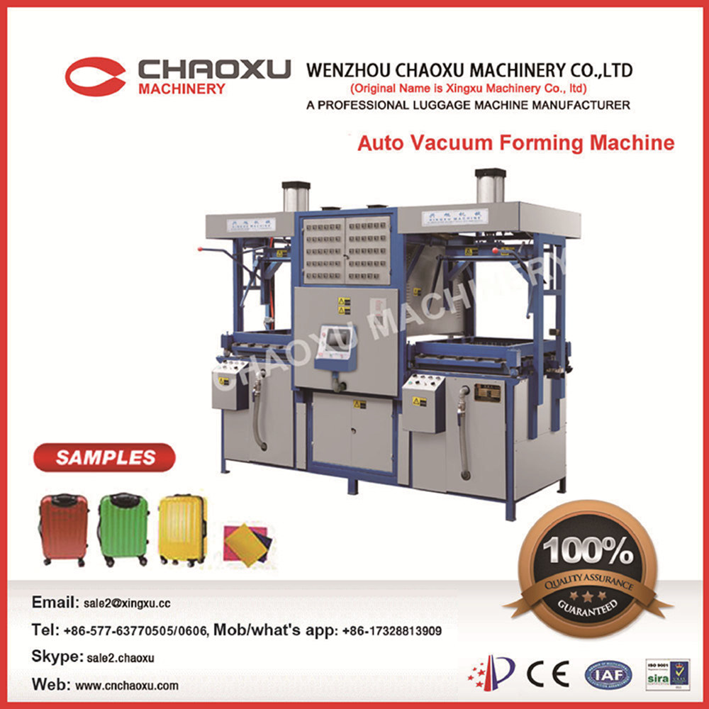 Type as The Machine Auto Vacuum Forming Plastic (YX-24AS)