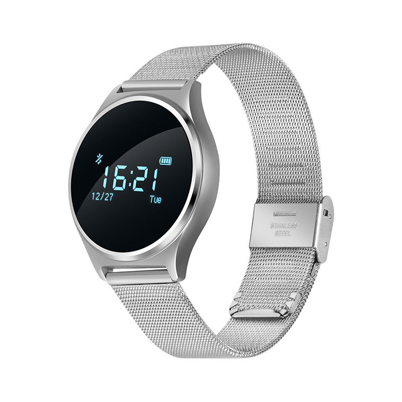 2017 Hot Sale Smart Bracelet Sports Watch with Pedometer and Heart Rate Monitoring Wristband