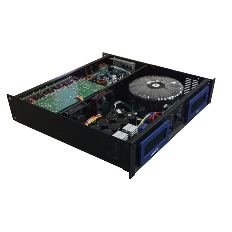 2 Channel 1600W PRO Audio Professional Speaker Power Amplifier (B1600)