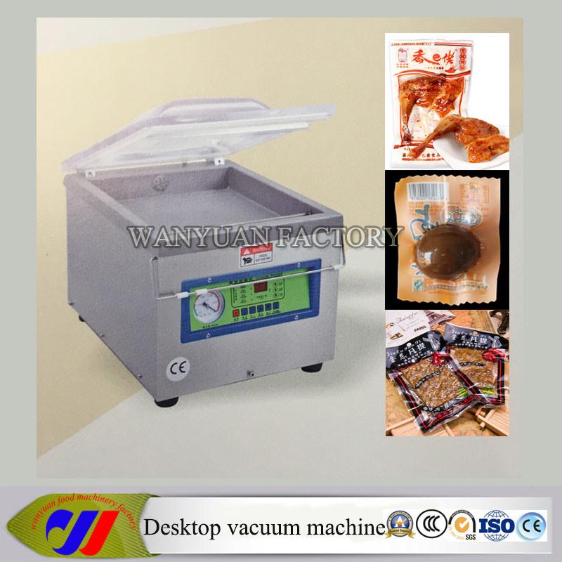 Desktop Single Chamber Vacuum Sealing Packing Machine