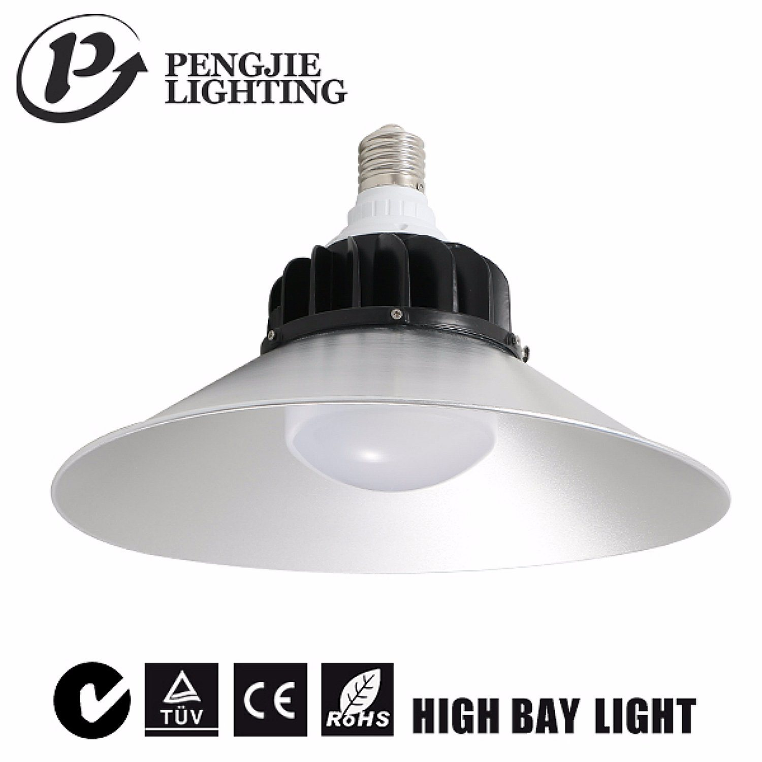 High Quality Induction Ultrathin Energy Saving 50W LED High Bay Light
