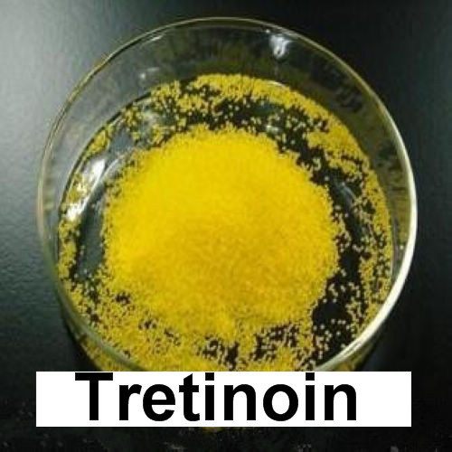 99% USP Tretinoin Powder Skin Disease Treatment Active Pharmaceutical Ingredients