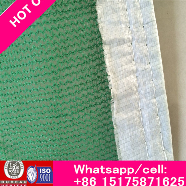 Rich HDPE Garden Green Sun Shade Net / Netting / Cloth for Greenhouse / Vegetable Nursery / Carportspecification, Specificationshade Factorwidth (M) Length (M)