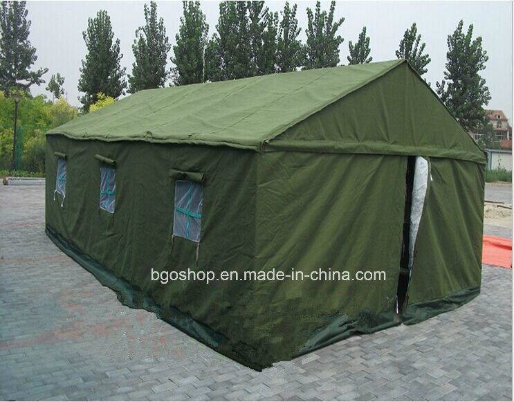 Customized High Quality Waterpfoof Canvas Army Tent