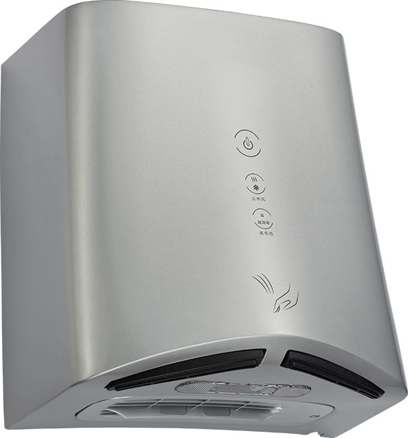 GS Certified Wall Mounted Fast Dry Automatic Hand Dryer