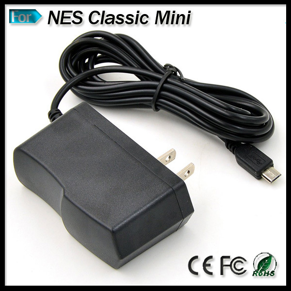 AC Charger Adapter Power Supply for Nintendo Nes Classic Mini Edition