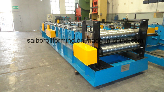 Yx12-76-1064 Silo Roll Forming Machine (3mm)