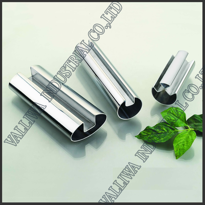 Ornamental Stainless Steel Pipe (304, 316; 316L; 201)