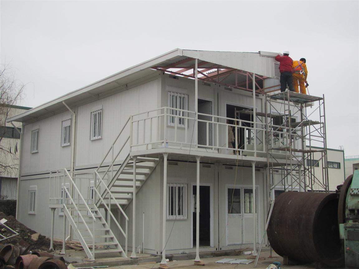 China Modular Building Prefab Building Prefabricated