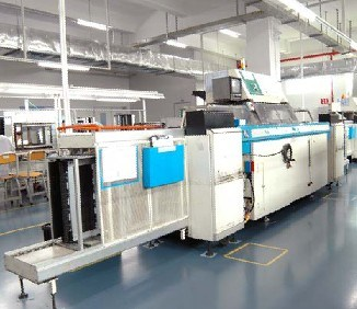 Prototype and Massive PCBA Assembly for Automatic Control System