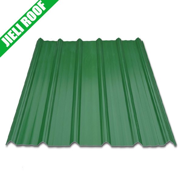 Anti-Corrosion Asp Steel Roofing Sheet