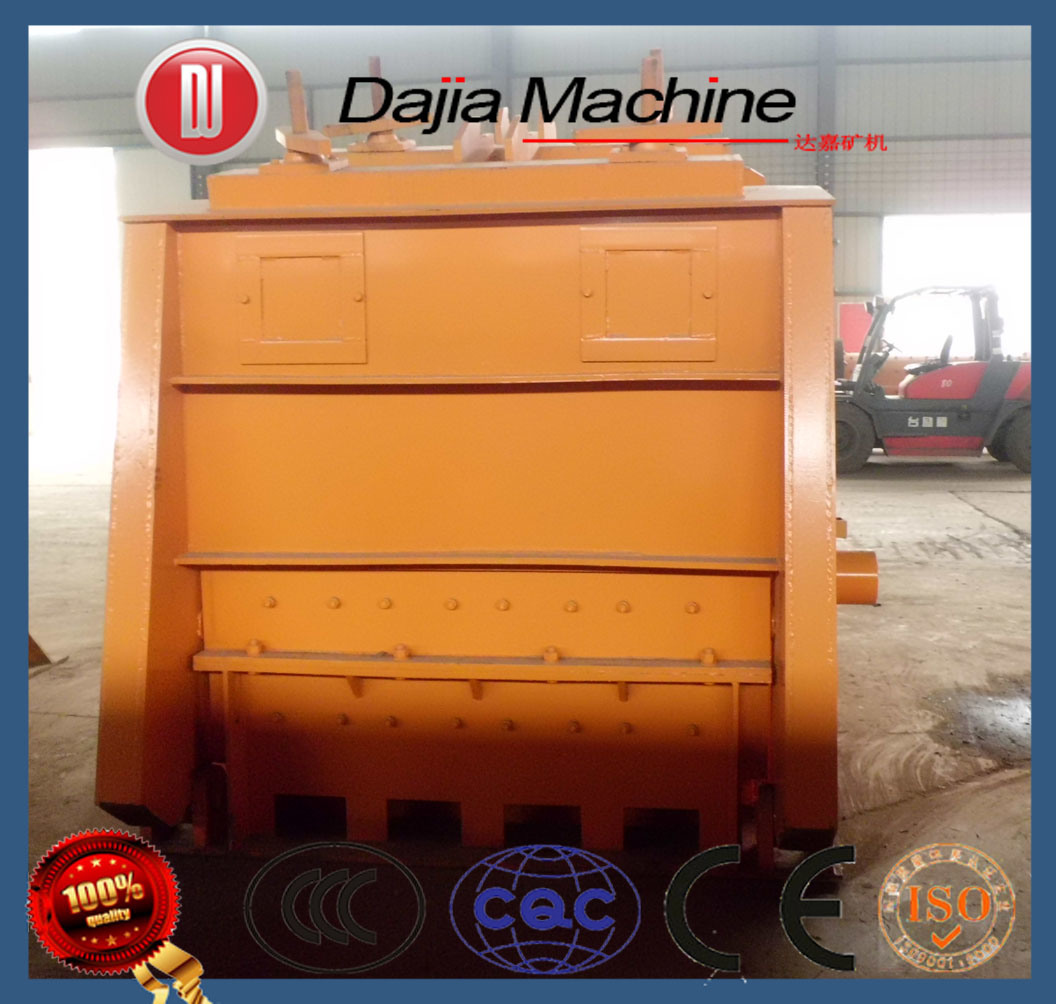Highly Effective Impact Fine Crusher
