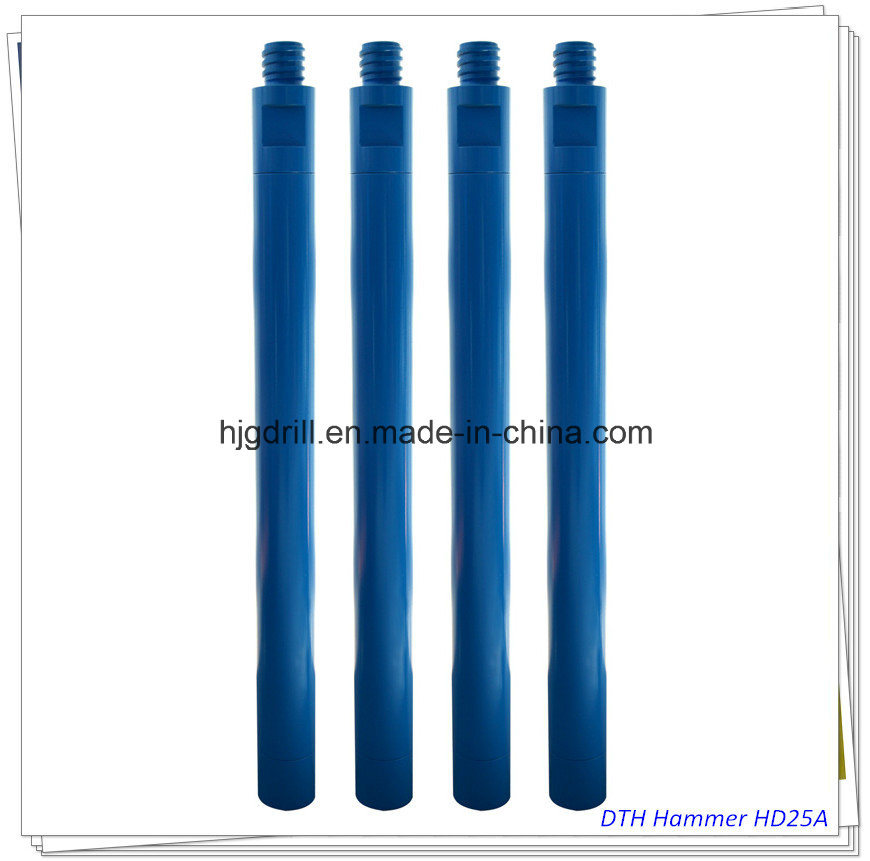 High Air Pressure DTH Hammer HD25A
