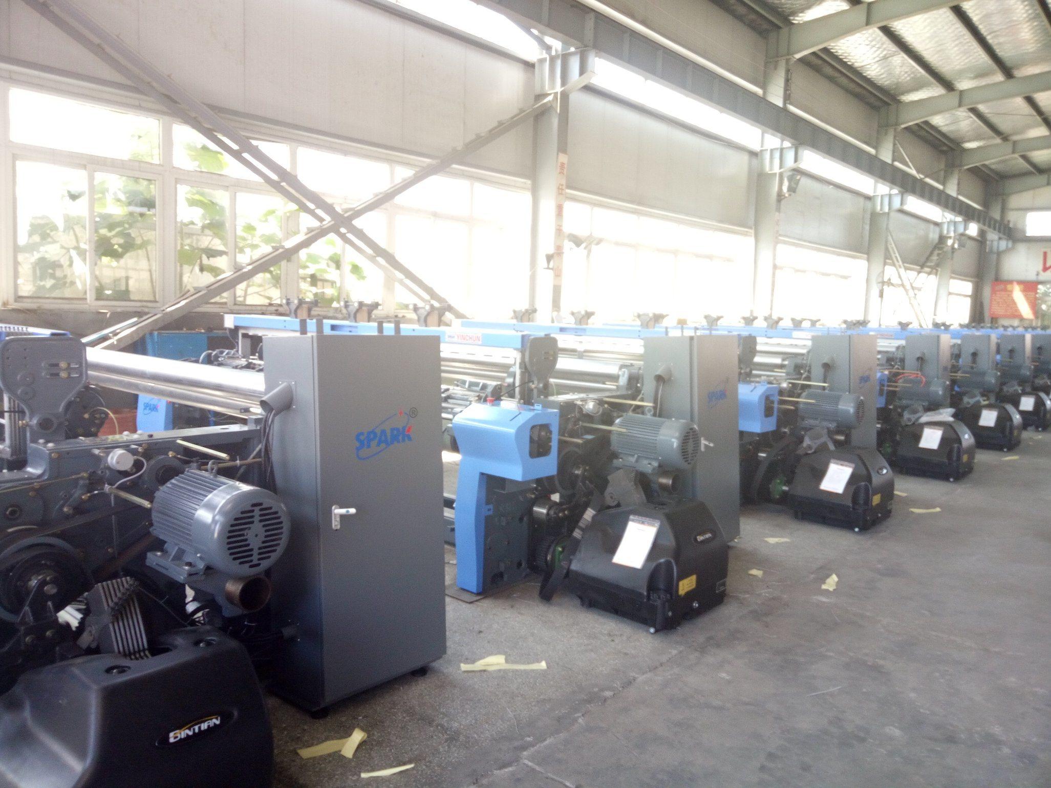 Air Jet Loom Weaving Machine 2016 China New Brand Fully Automatic Machine