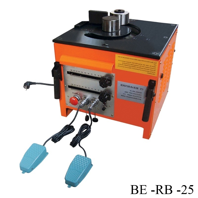 Rbc-25 Construction Automatic Rebar Cutting and Bending Machine
