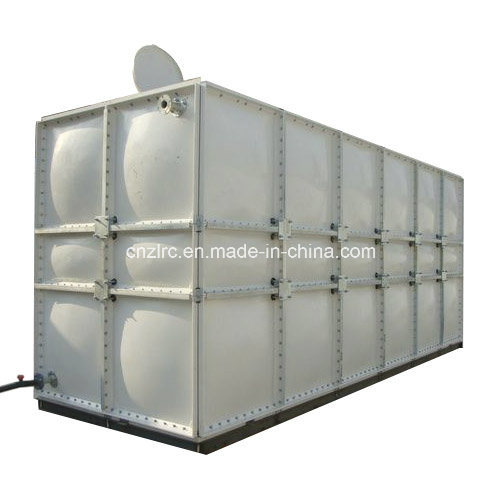 GRP Modular Panel FRP Water Tank SMC Rectangular Water Filter