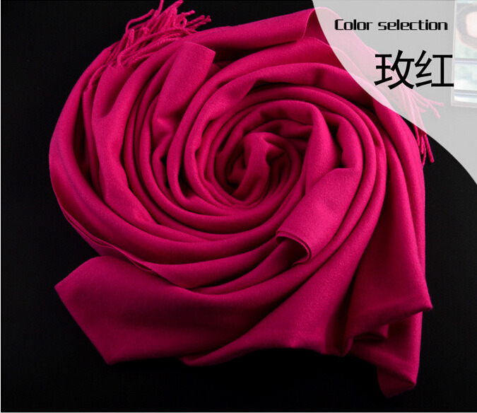 Winter Scarf Long Fashion Pashmina Scarf for Wholesale