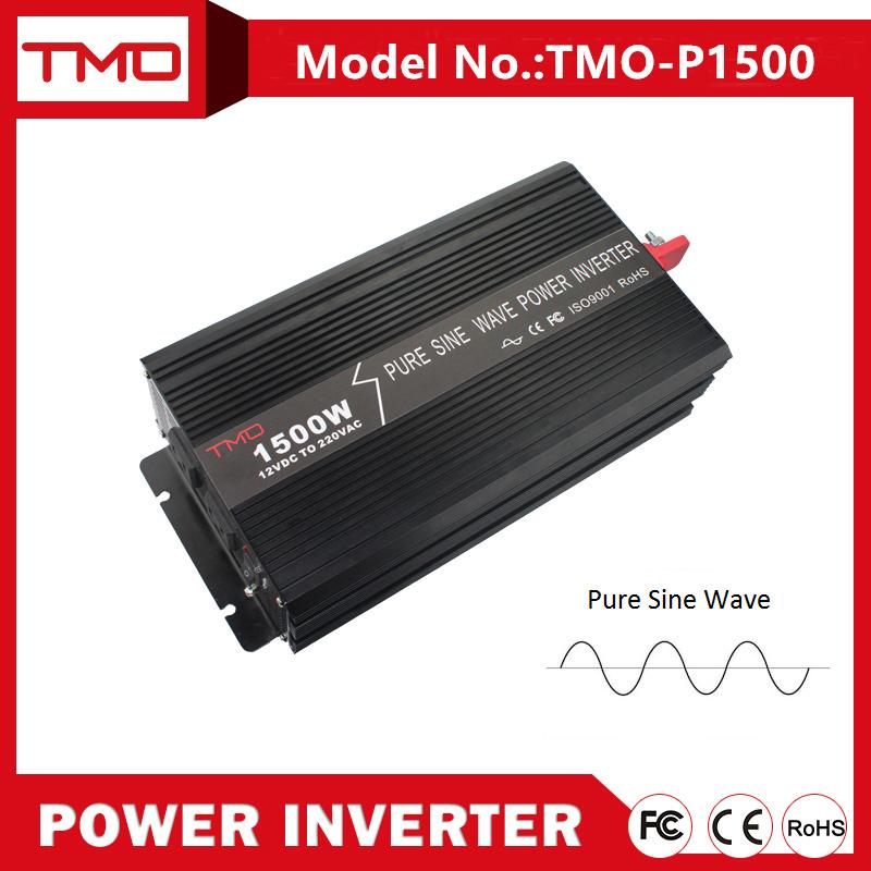 1500W DC to AC Mini Car Power Inverter