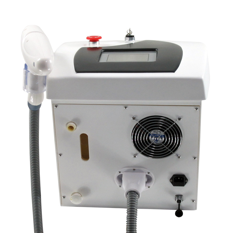 Tattoo Removal Equipment Q-Switched ND: YAG Laser