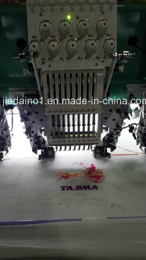 621 Flat Embroidery Machine