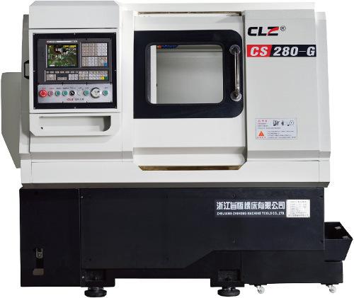 CNC Machine - Lathe & Milling Conpound CS280-G