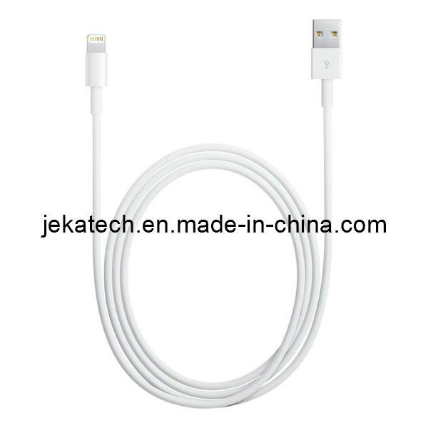 High Quality Sync and Charge Mobile Phone 8 Pin Lightning USB Cable for iPhone 7/6