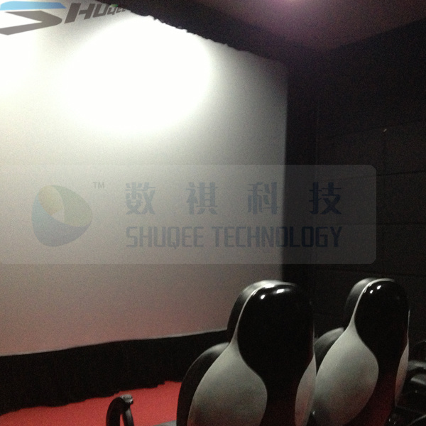 High Quality 5D Cinema with Special Effect System (SQY06)