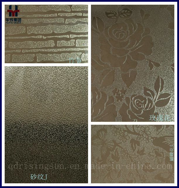 Etched Decorative Color Stainless Steel Sheet for Building Material