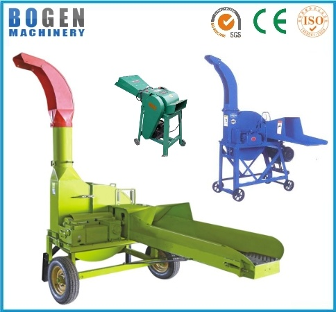 2017 New Design Animal Feed Processing Chaff Cutter